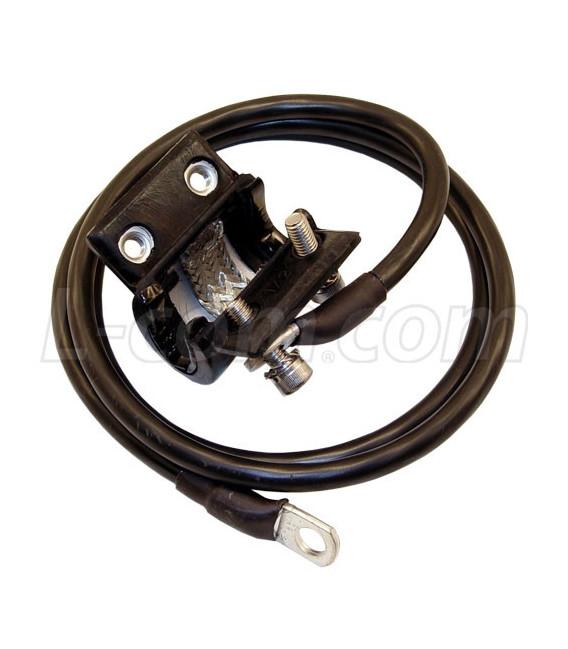 Collarin de Tierra p/ cable WBC 400, Hyperlink