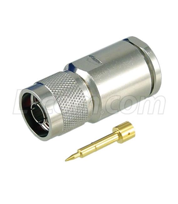 Conector N-Macho p/armar, LMR600