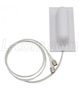 2.4/5.8 GHz Dual Band Antenna - 4ft RP-SMA Plug Connector