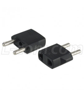 Adaptador corriente USA-EU