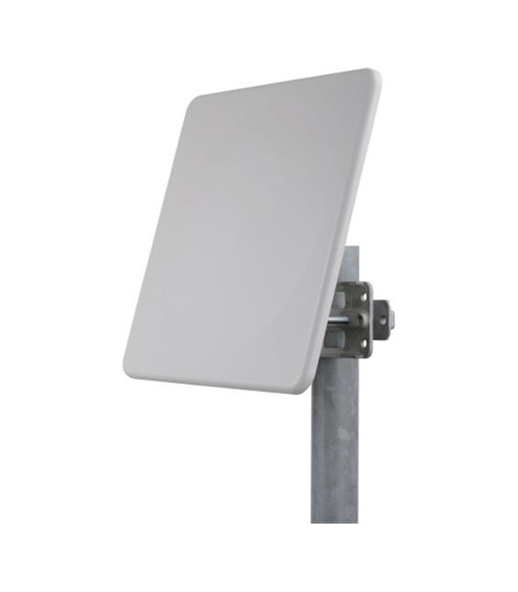 4.9-6.1 GHz 23 dbi Dual Polarization panel antenna