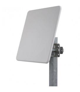 4.9-6.1 GHz 23 dbi Dual Polarization panel antenna