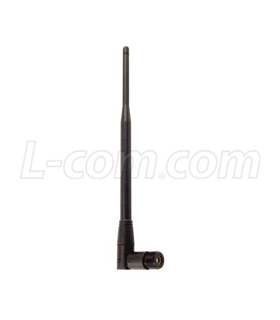 """Antena Omni 5.5 dBi RP-SMA """"Rubber Duck"""""""
