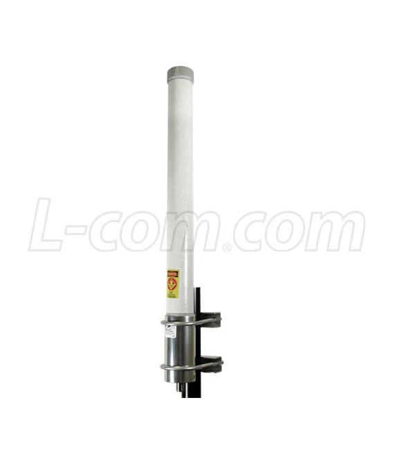 2.4/ 5.8 GHz 9 dBi Dual Band Omni Antenna