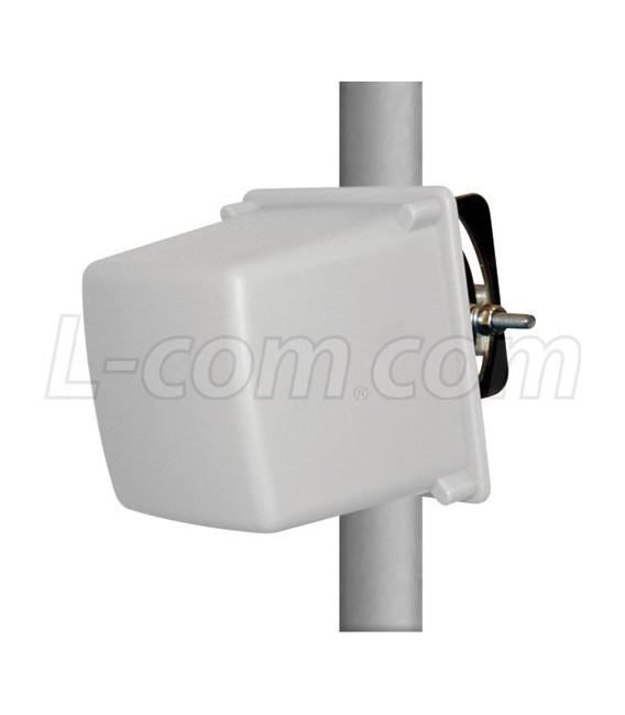2.4/5.8GHz 10 dBi Dual Polarity MIMO Panel Antena