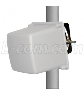 2.4/5.8GHz 10 dBi Dual Polarity MIMO Panel Antena