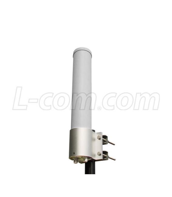 Omni 10 dBi Doble polaridad 5.1-5.8 GHz