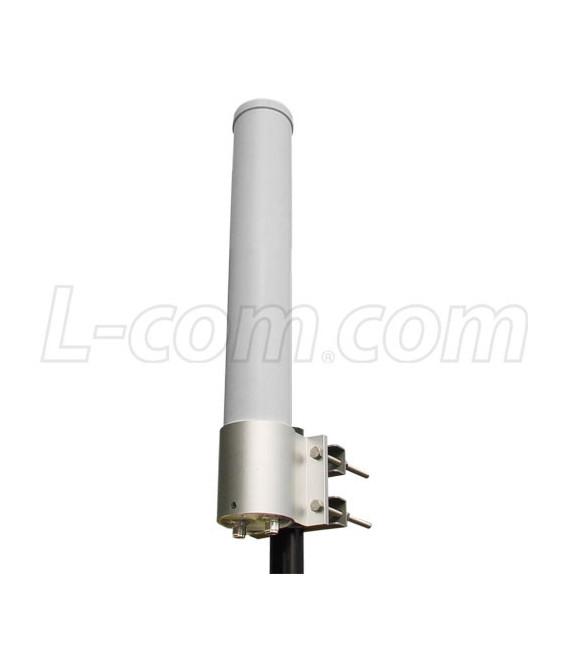 Omni 13 dBi Doble polaridad 5.1-5.8 Ghz