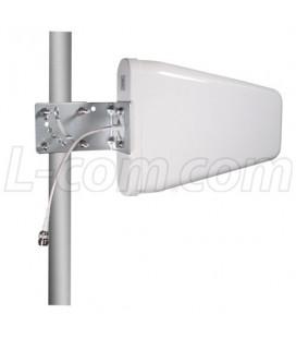 Yagi 800-2500 MHz 11 dBi Log period, N hembra