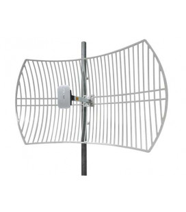 Hyperlink Brand 1.9 GHz 22 dBi Parabolic Grid Antenna