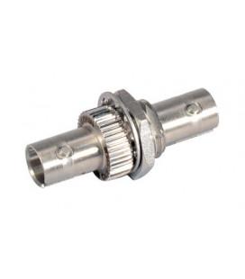 MIL M83522 ST Coupler, Multimode & Single mode Stainless Steel