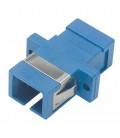 Fiber Coupler, SC / SC (Plastic Body), Ceramic Alignment Sleeve