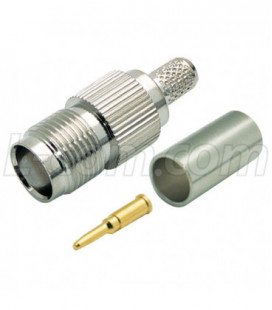 RP-TNC Crimp Jack for RG58 Cable