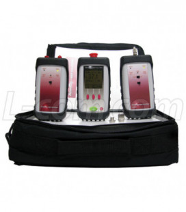 Advanced Fiber Solutions Multimode/Single Mode Fiber Optic Test Kit