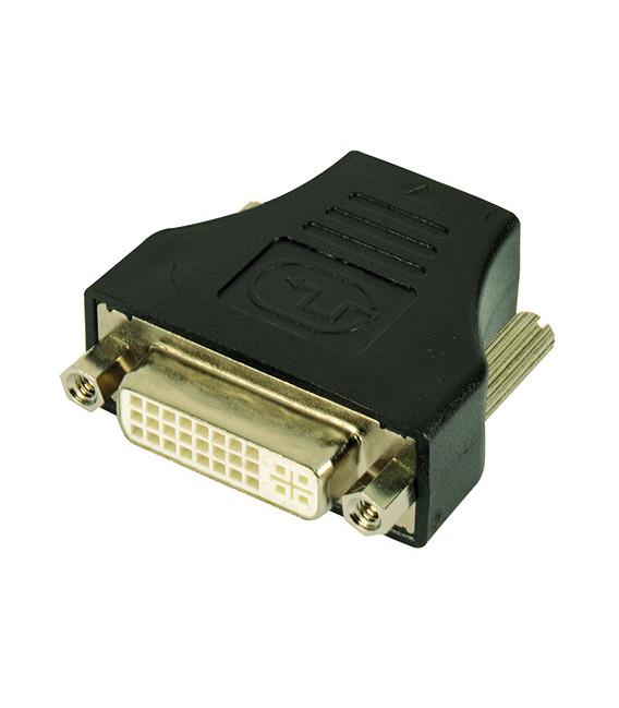 DVI Adapter, DVI-I Female / HDMI Female