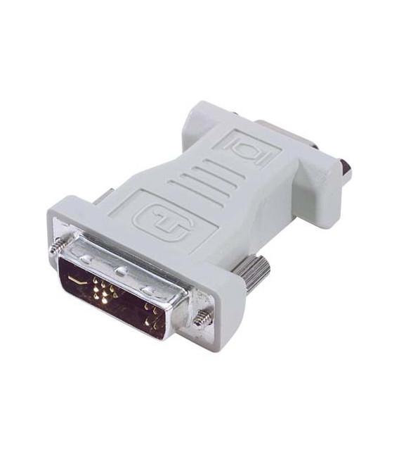 DVI Adapter, DVI-A Male / HD15 Female