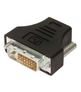 DVI Adapter, DVI-D Male / HDMI Female