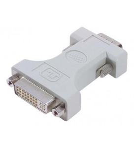 DVI Adapter, DVI-A Female / HD15 Male