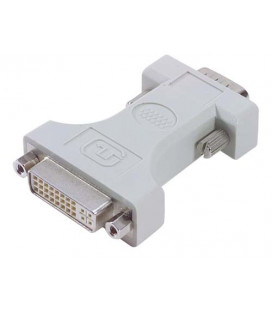 DVI Adapter, DVI-A Female / HD15 Male