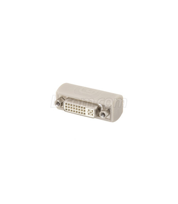 DVI 24+5 female to female coupler