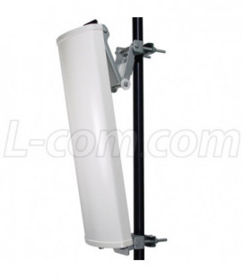 2.4 GHz 12 dBi 180 Degree Sector Panel Antenna