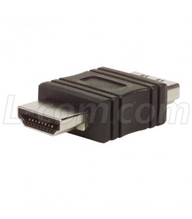 HDMI Inline Adapter, Female to Male