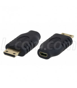 HDMI Type C Male to HDMI Type D Female Adapter