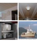 Repetidor para barco MarineBoost 3.4 | Amplifica la señal móvil en 4.000M2