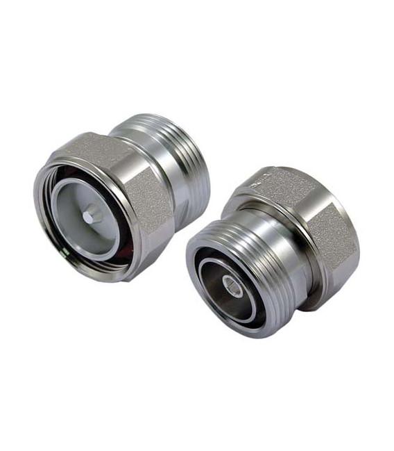 Coax Adapter, 7/16 DIN Male / 7/16 DIN Female, Low PIM