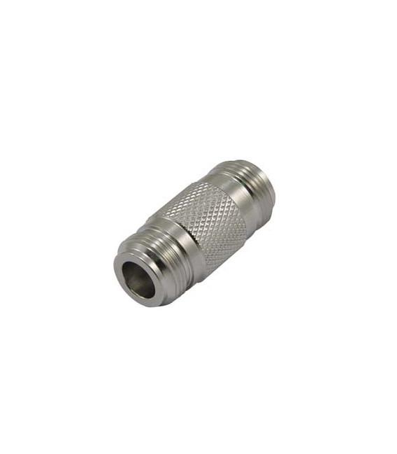 Coax Adapter, Type-N Female / Type-N Female, Low PIM