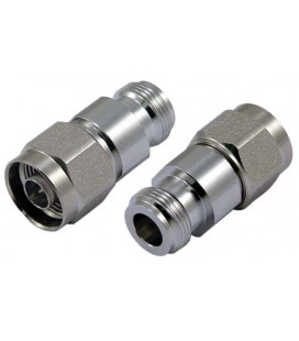 Coax Adapter, Type-N Male / Type-N Female, Low PIM