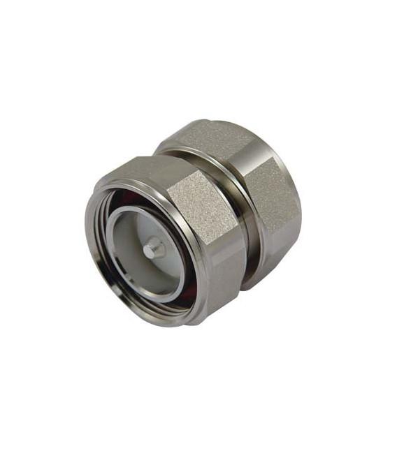 Coax Adapter, 7/16 DIN Male / 7/16 DIN Male, Low PIM