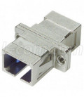 Fiber Coupler, SC / SC (Metal Body), Ceramic Alignment Sleeve