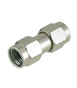 Coaxial Adapter, RP-SMA Plug / Plug