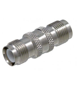 Coaxial Adapter, RP-TNC Jack / Jack
