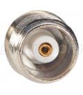 Coaxial Adapter, TNC Male / Female