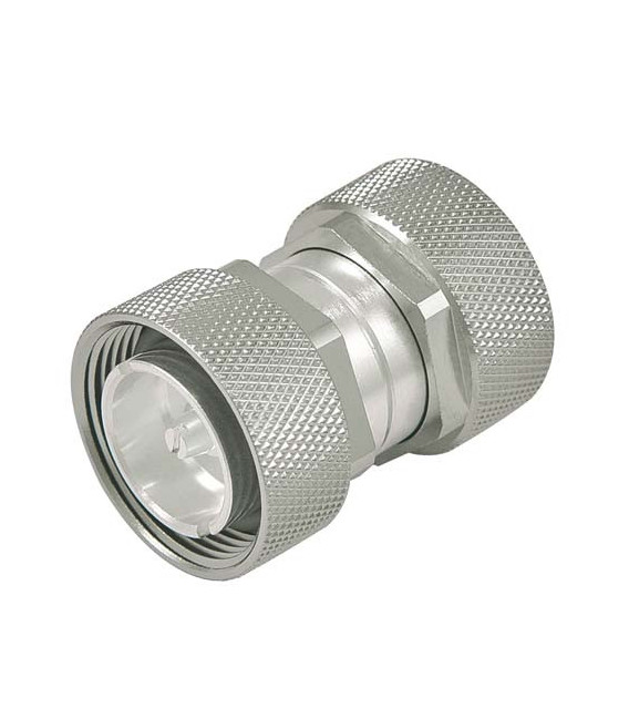 Coaxial Adapter, 7/16 DIN Male / Male
