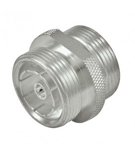 Coaxial Adapter, 7/16 DIN Female / Female