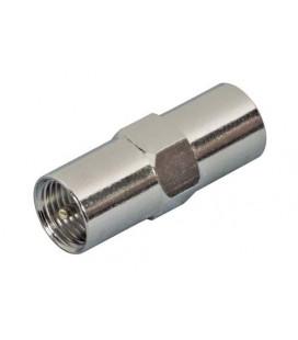 Coaxial Adapter, FME Plug / Plug