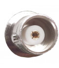 Coaxial Adapter, BNC Female / SMA Male