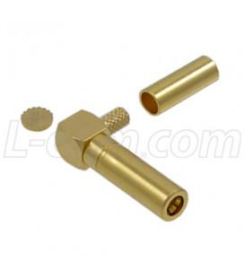 Conector SSMB-Nano Plug, Crimpar, LMR100 (sierra)