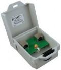 Outdoor 10/100/1000 Base-T CAT6 PoE Compatible Lightning Protector - RJ45 Jacks