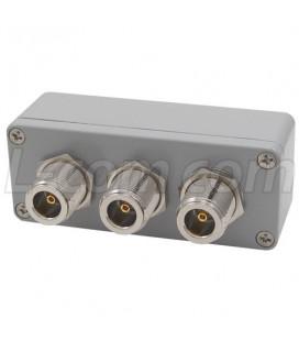 Divisor/Combinador de 2-Vias, N hembra, 5.x Ghz