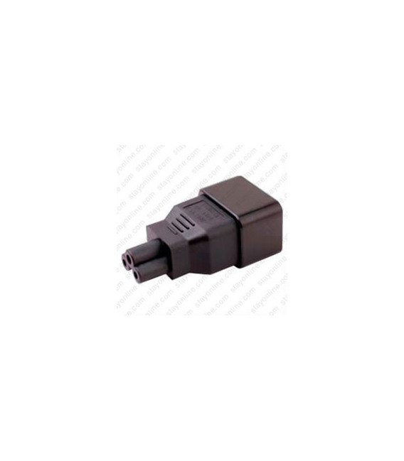 C20 Plug to C5 Connector Block Adapter - Black