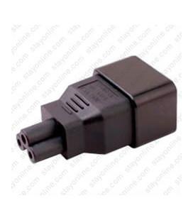 C20 Plug to C5 Connector Block Adapter - Black