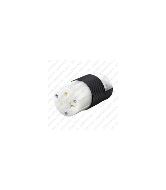 Hubbell HBL5369C NEMA 5-20 Female Connector