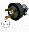 Hubbell HBL5929 NEMA 7-15 Male Plug