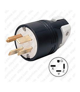 Hubbell HBL8461C NEMA 15-60 Male Plug