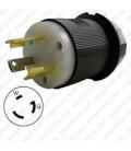Hubbell HBL2311 NEMA L5-20 Male Plug