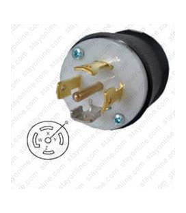 Hubbell HBL2831 NEMA L23-30 Male Plug